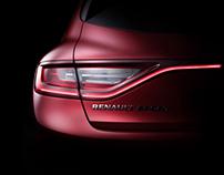 Renault GT car fine art photography