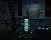 3D Scene :: Old Factory