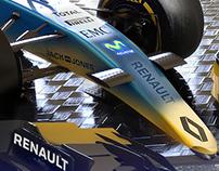 Renault Sport F1 2017 Concept
