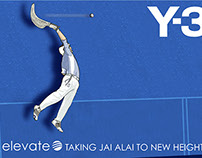 Y-3 Jai Alai Shoe