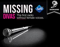 Missing Divas: Saba.
