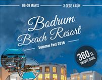 Bodrum Beach Resort Brochure