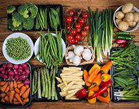 5 health benefits of fruits and vegetables