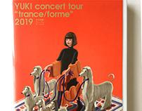YUKI「concert tour 2019」DVD Art
