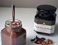 Amerov Honey | Logo & Packaging