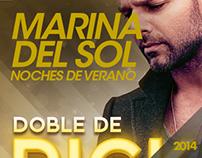 MdS - Noches de Verano / Doble de Ricky Martin