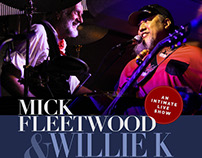 Mick & Willie K LIVE IN CONCERT Promotional Material