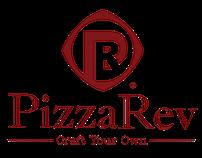 PizzaRev Print Ad