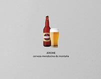Regionales l Cerveza Jerome