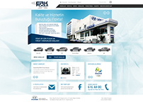 Erk Plaza Web Design