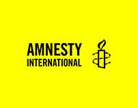 Awareness campaign: Amnesty International