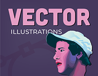 Various Vector Illustrations