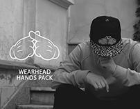 Wearhead Hands Pack