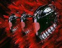 号称可能是中国最好的防摔服装备品牌-台湾MOTORAX 新品helmet头盔广告片拍摄