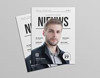 Nieuws - Newspaper Style Magazine