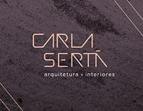 Identidade Visual | Carla Sertã