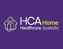 HCA Home Brand Development & Web Design