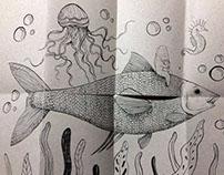 """Fanzine """"La historia triste de mi vida"""""""