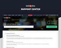 Support Center | BookMyShow