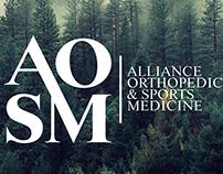 Alliance Orthopedic & Sports Medicine Rebrand