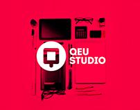 QEU STUDIO NEW BRANDING