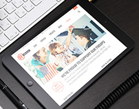 Landing Pages for RadioShack