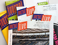 Logo: JOURNAL LIVE