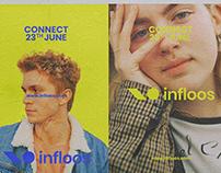 Infloos | Visual Identity