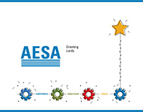 AESA - Greeting cards