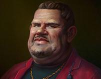 Concept Character: Grisha Compote