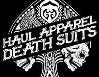 Haul Apprel Death Suits