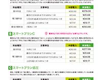 【電力グループ】price list