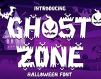 Ghost Zone Decorative Font