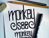 Calligraphy / Handlettering doodles