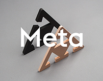 Meta – 3D-printed clothes hanger