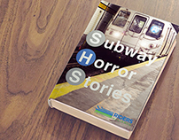 Subway Horror Stories Book Cover