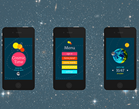 Cosmic Time App