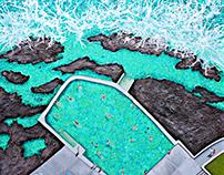 Kiama Ocean Pool - Black Beach