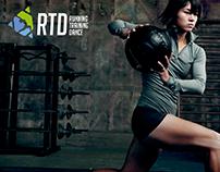 RTD - Diseño de logo