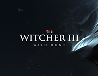 The Witcher 3 Wild Hunt | Website Redesign