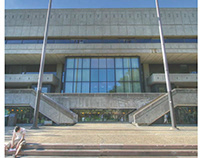 Portafolio Arquitectura Moderna Stratton Student Center