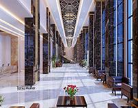 Grand Imperial hotel design