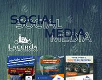 Social Media para Lacerda Auto Acessórios
