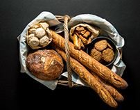 Bakery - food photography