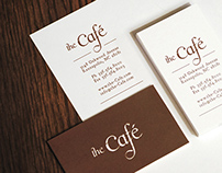 The Cafe Branding