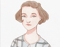 Various portraits for upcoming large publishing release