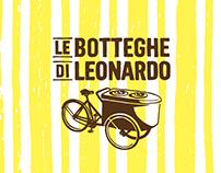 Le Botteghe di Leonardo rebrand