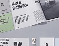 Letterpress & FabLab