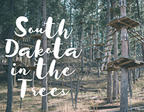 South Dakota in the Tree Layout Design