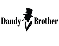 My logo design for Dandy Brother.